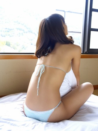 Japanese in panties-130