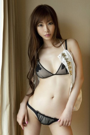 Japanese in panties-178