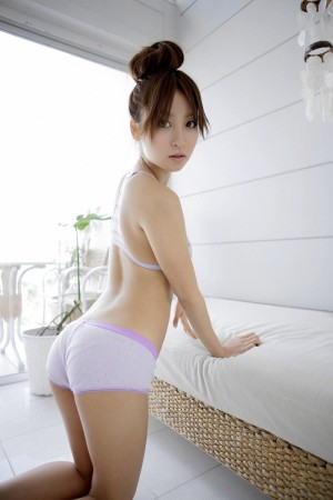 Japanese in panties-185
