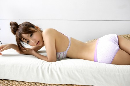 Japanese in panties-192