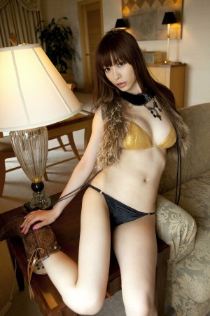 Japanese in panties-277