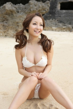 Japanese in panties-393