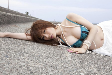 Japanese in panties-414