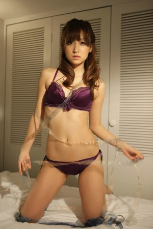 Japanese in panties-449