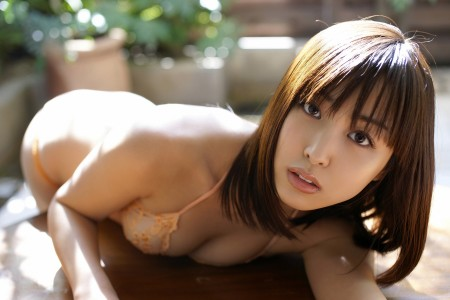 Japanese in panties-471