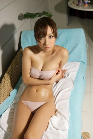 Japanese in panties-631