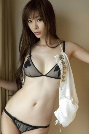 Japanese in panties-188
