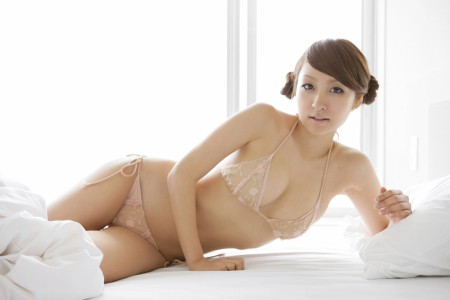 Japanese in panties-201