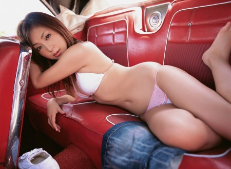Japanese in panties-260