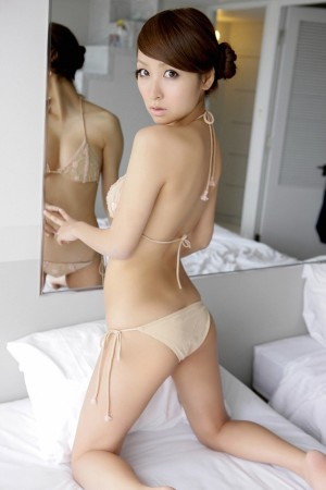 Japanese in panties-272