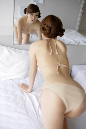 Japanese in panties-300