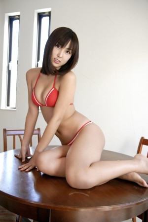 Japanese in panties-392