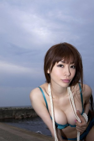 Japanese in panties-454