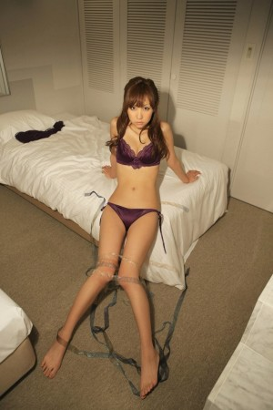 Japanese in panties-465