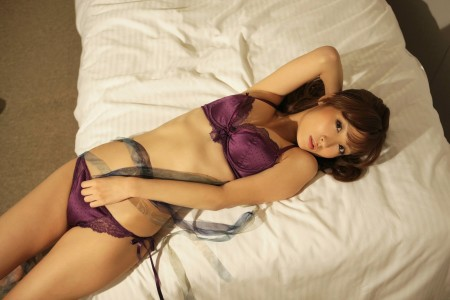 Japanese in panties-479