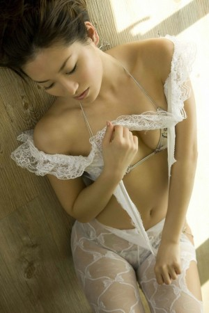 Japanese in panties-494