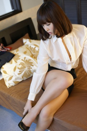 Japanese in panties-566